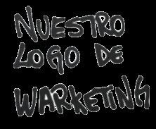 Nuestro logo de warketing